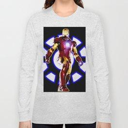 Iron Logo Long Sleeve T-shirt