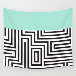 The Maze Wall Tapestry