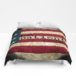 be patient 20/20 Comforters
