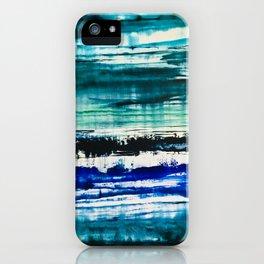 Sous l'eau... iPhone Case