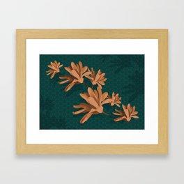 Mother's Magnolia 09 Framed Art Print