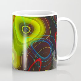 Extra dimensions Coffee Mug