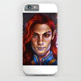 Lucien iPhone Case