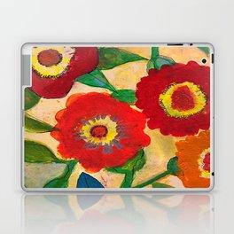 park flower1 Laptop & iPad Skin