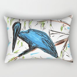 Good Night Lake Adair Rectangular Pillow