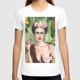 Frida con Amigos T-shirt
