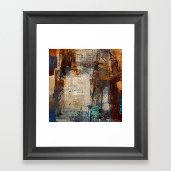 Pivete Framed Art Print