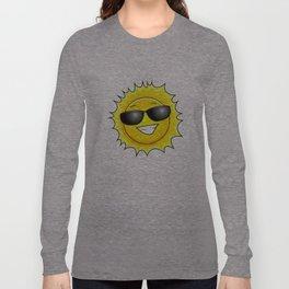 sunglasses on Long Sleeve T-shirt
