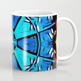 Inspirational Abstract Mandala Coffee Mug