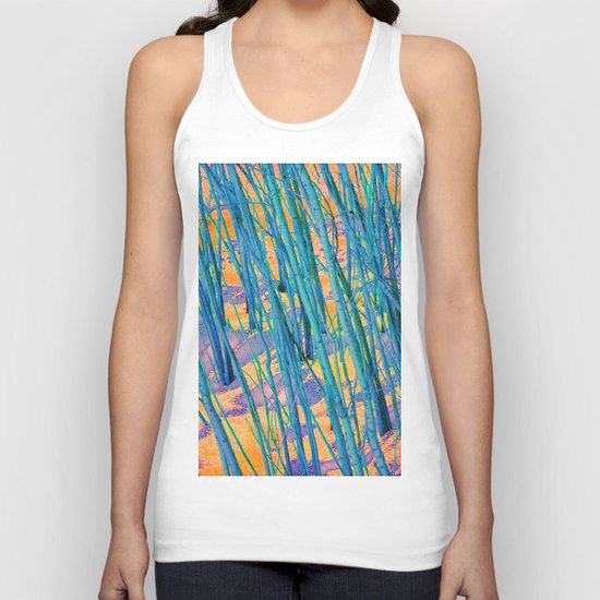 The Green Woods Unisex Tank Top