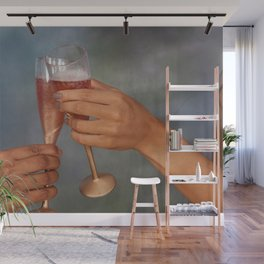 The Toast Wall Mural