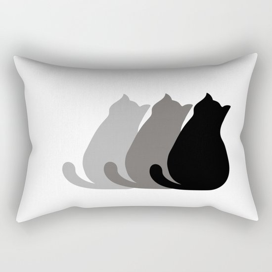 cats Rectangular Pillow