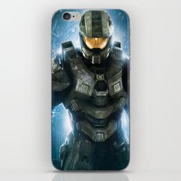 Halo iPhone Skin