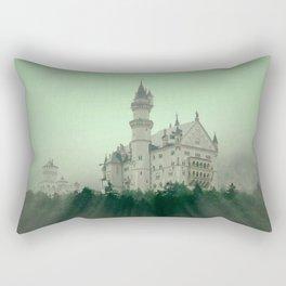 Castle of Dreams Rectangular Pillow