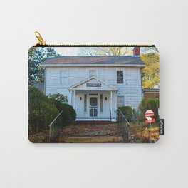 The Vance House Carry-All Pouch