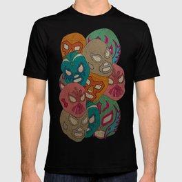 love lucha T-shirt