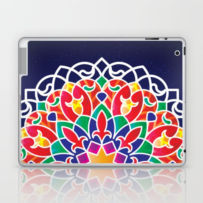 Qamarya Nights Laptop & iPad Skin