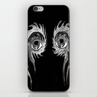 tool iPhone & iPod Skins featuring Tool eyes by SnowVampire