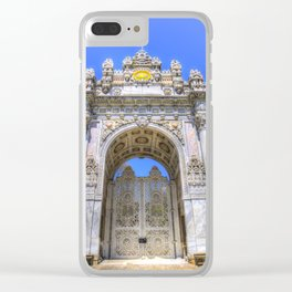 Dolmabahce Palace Istanbul Clear iPhone Case