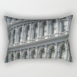 SoHo Arches - New York City Rectangular Pillow