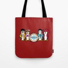 Sgt. Popper's Penguin Marching Band Tote Bag