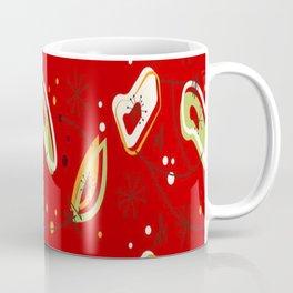 Mid Century Modern Retro Coffee Mug