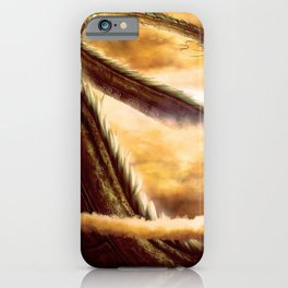 dbz dragon iPhone Case