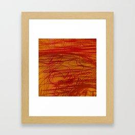 The Grand Fishing Tour 2K15 20b Framed Art Print