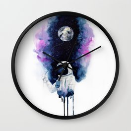 My moon Wall Clock