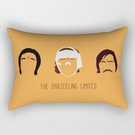 The Darjeeling Limited Rectangular Pillow