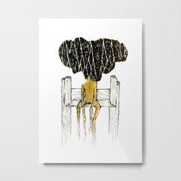 Multi-faceted Metal Print