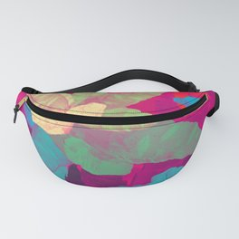 Selenite Spectrum Fanny Pack