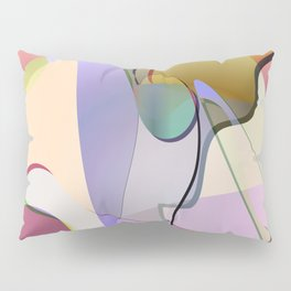 abstract-1 Pillow Sham