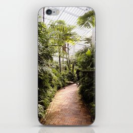 The Secret Garden Path iPhone Skin