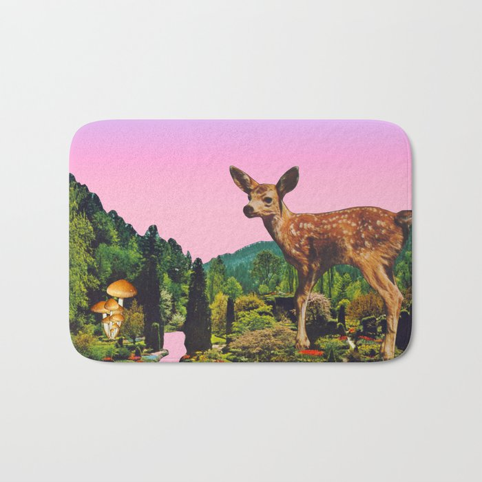 Giant deer Bath Mat