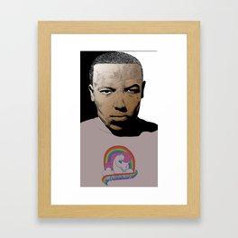 Dr Dre's Secret Framed Art Print