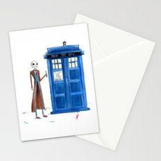 Doctor Wholington, Pumpkin Time Lord King! Stationery Cards
