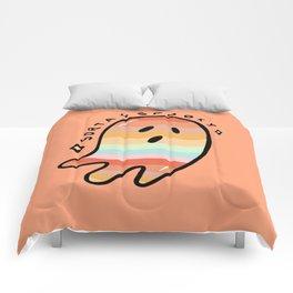 Rainbow Sorta Spooky © Comforters