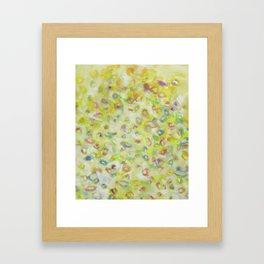Layers of Luminosity  Framed Art Print