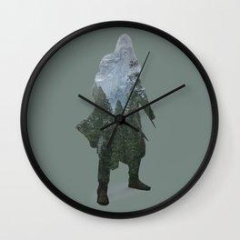 Assassins Creed - Woodland Wall Clock
