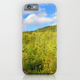 The Road Taken iPhone Case