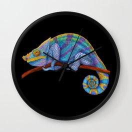 Parson's Chameleon Wall Clock