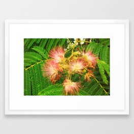 beauty of nature 2 Framed Art Print