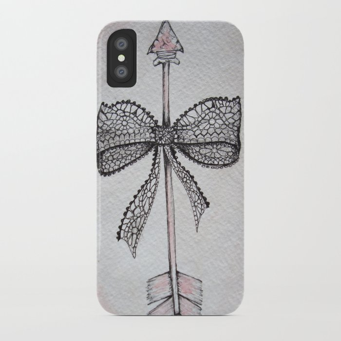 Bow and Arrow iPhone Case