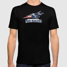 New England Pod Racers - NFL T-shirt