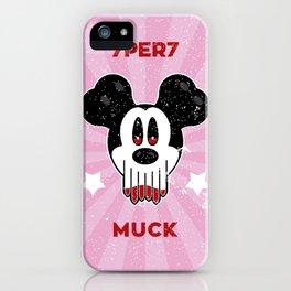 Muckey iPhone Case