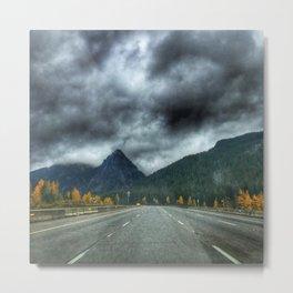 Highway Metal Print