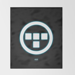 Tron Lives! Throw Blanket