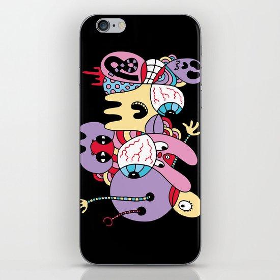 & What? iPhone & iPod Skin