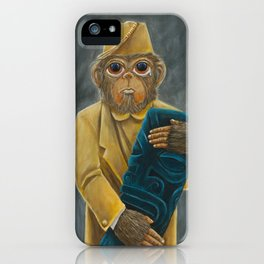 Thrift Store Find iPhone Case